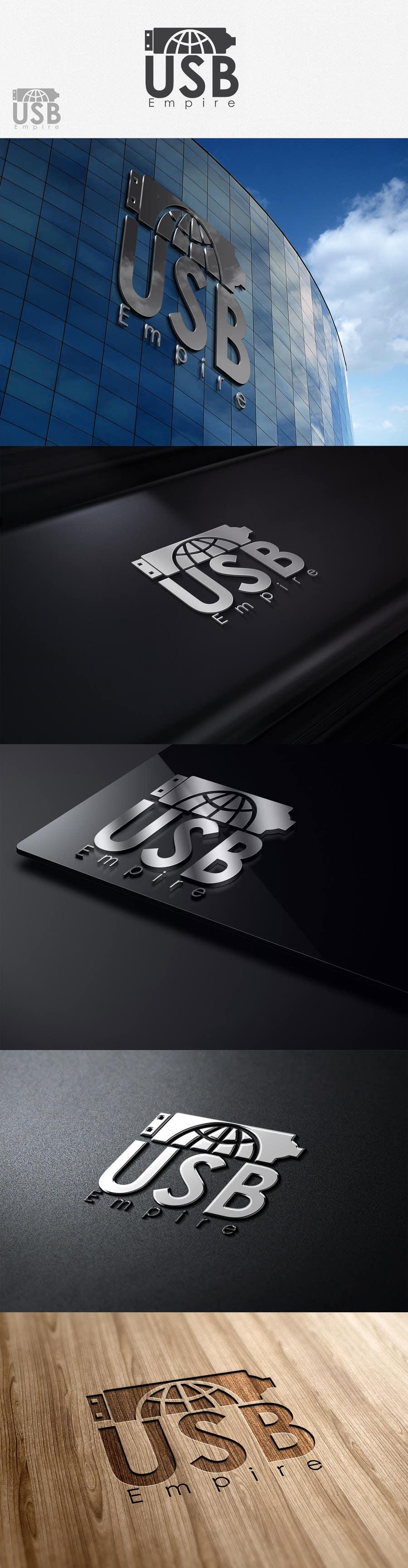 Proposition n°                                        101                                      du concours                                         Logo Design for USB Empire