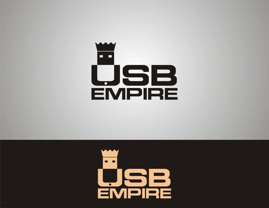 Proposition n°                                        88                                      du concours                                         Logo Design for USB Empire
