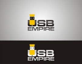 #89 para Logo Design for USB Empire por sourav221v