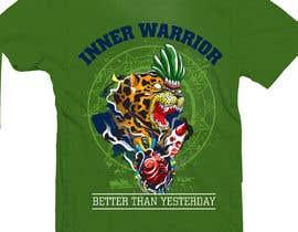 PabloAkbal tarafından Apparel Graphic Artist(s) Needed - Inner Warrior Apparel için no 72