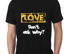 #40 untuk I need a tshirt design oleh nishachar
