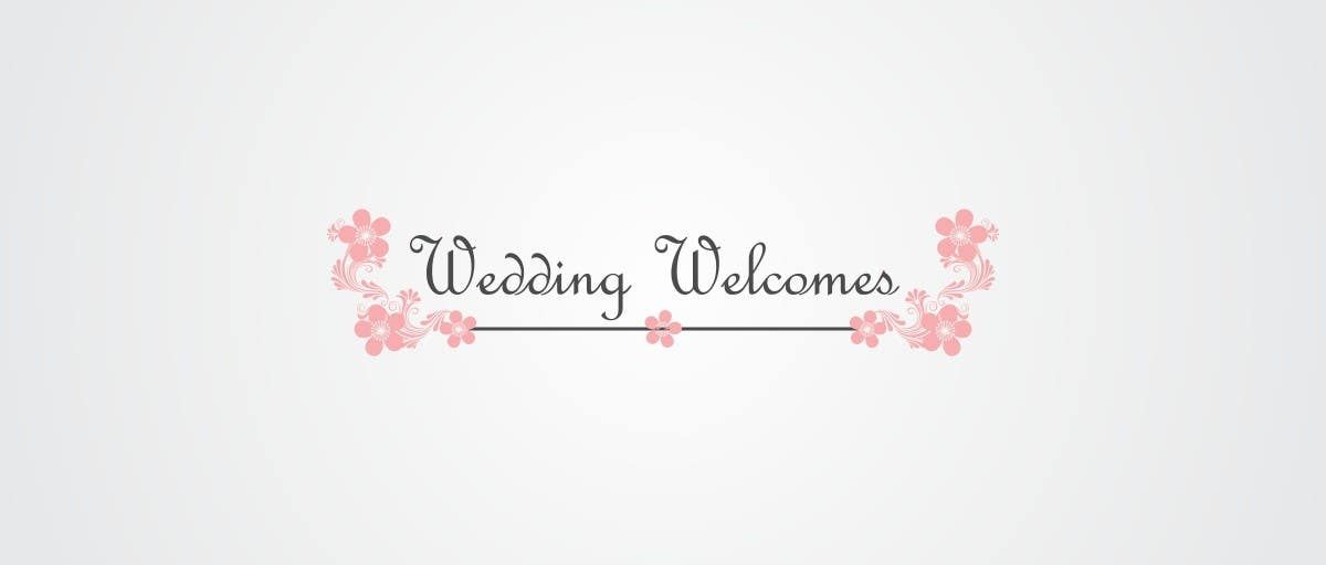 Konkurrenceindlæg #                                        134                                      for                                         Design a logo for a small wedding business