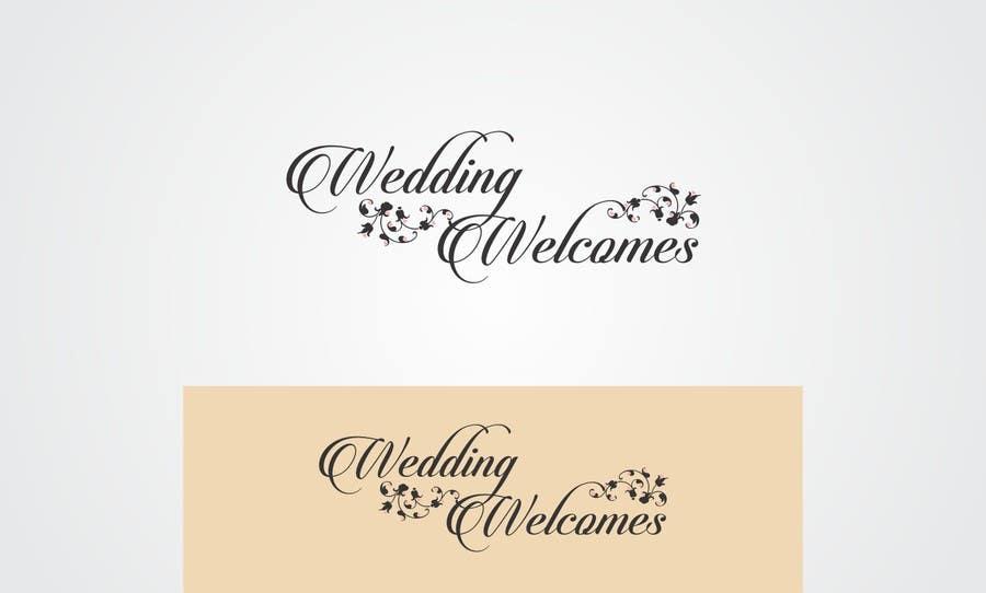 Konkurrenceindlæg #                                        137                                      for                                         Design a logo for a small wedding business