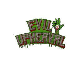 #42 untuk Evil Upheaval (Logo) oleh carluchoo