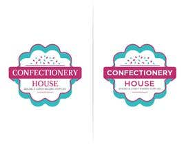 #208 for Finalize a Logo (Confectionary House) by ilensa