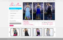 Contest Entry #24 for Website Design for Dresses Fashion Site