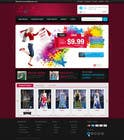 Contest Entry #30 for Website Design for Dresses Fashion Site