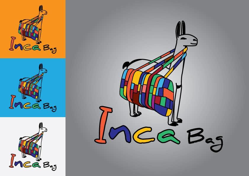 Contest Entry #                                        46                                      for                                         Inca Bag Logo