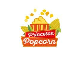 #102 for I need a logo designed for a Popcorn Company from Kansas by Nozhenko