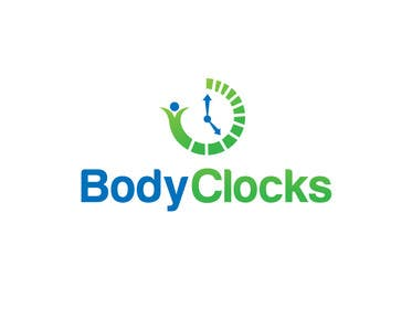 nº 182 pour Logo Design for BodyClocks par rraja14