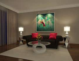 #32 cho Do some 3D Modelling for interior living room wall bởi unicmob