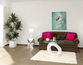 #36 cho Do some 3D Modelling for interior living room wall bởi reyyaricha