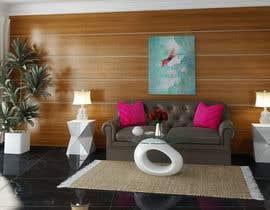 #48 cho Do some 3D Modelling for interior living room wall bởi reyyaricha