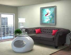 #34 cho Do some 3D Modelling for interior living room wall bởi theodornacev
