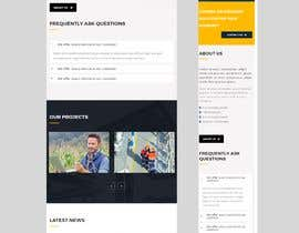#7 for Design a Website layout for an innovative technology company by sascristian