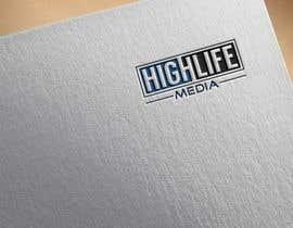 #356 for Logo Highlife Media by Hitlar555