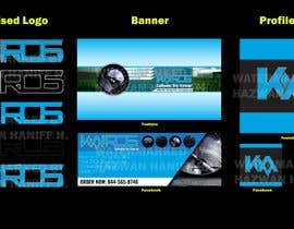 #27 for Banners, and logo Vectorization af HazwanHaniff85