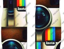 Nro 8 kilpailuun Silky Socks Design Contest - Instagram Sock Design käyttäjältä tflbr