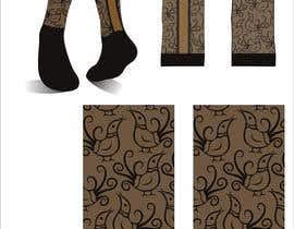 Nro 12 kilpailuun Silky Socks Design Contest - Instagram Sock Design käyttäjältä dulhanindi