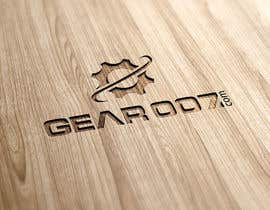 #24 for Logo for Gear007.com in AI format af Atikulbig