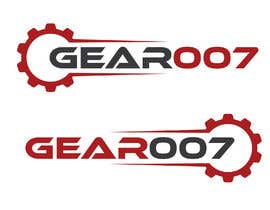 #30 for Logo for Gear007.com in AI format af ahmad902819