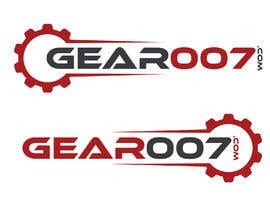 #31 for Logo for Gear007.com in AI format by ahmad902819