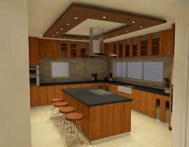 #20 for Interior/Exterior Design of existing Floor plan by sandraquiros