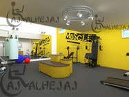3D-Modelling a hobby cellar gym for product promotion için 3D Modelling3 No.lu Yarışma Girdisi