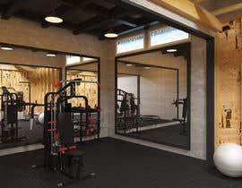 boyaputra92 tarafından 3D-Modelling a hobby cellar gym for product promotion için no 29