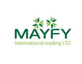 #278 for Mayfy International trading LTD. Logo Design 1A by softdesign93