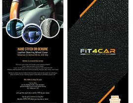 Nro 8 kilpailuun Design a Flyer käyttäjältä SLP2008