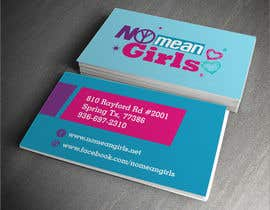 #1 for Design some Business Cards for No Mean Girls by kopach