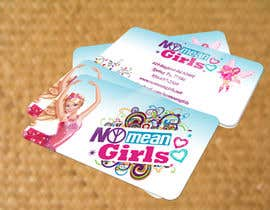 #8 for Design some Business Cards for No Mean Girls by hackingpirate