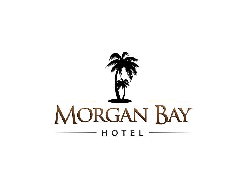 Konkurrenceindlæg #29 for Logo Design for Morgan Bay Hotel