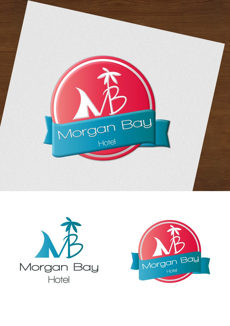 Konkurrenceindlæg #36 for Logo Design for Morgan Bay Hotel