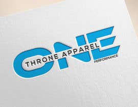 #23 for ONE Throne work out pants (logo) by IMRANNAJIR514