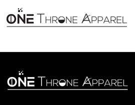 #19 for ONE Throne work out pants (logo) by sajolsd2017