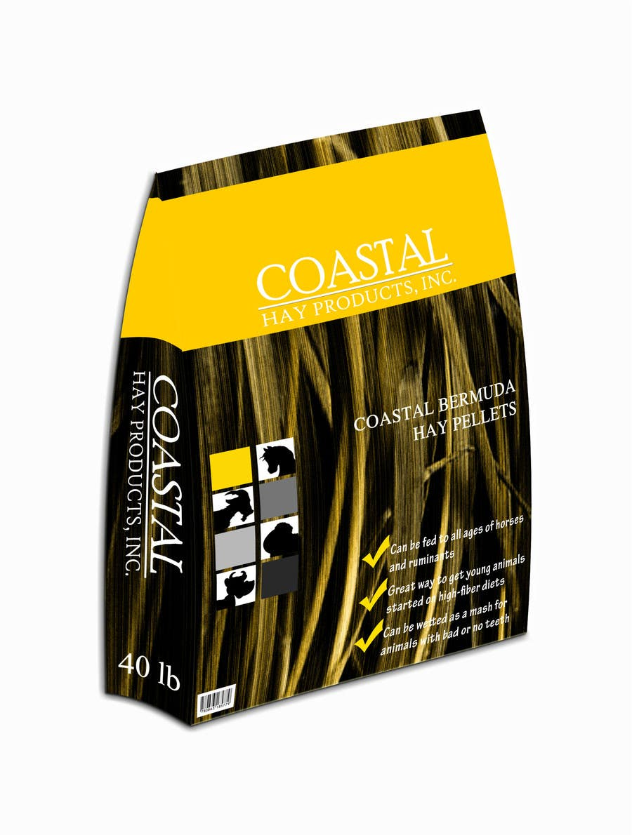 Inscrição nº                                         43                                      do Concurso para                                         Print & Packaging Design for Coastal Hay Products, Inc.