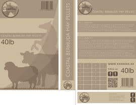 nº 48 pour Print & Packaging Design for Coastal Hay Products, Inc. par gloriavigano