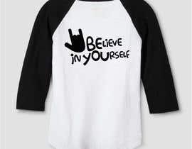 #61 untuk Graphic design slogan for hoodie/jumper oleh claudioosorio