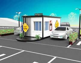 Číslo 35 pro uživatele Drive-Thru Container Cafe Restaurant od uživatele Arkhitekton007