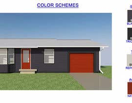 #20 for Need color scheme for exterior of house remodel af Rinarto