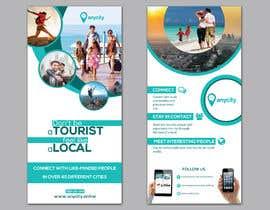 Nro 12 kilpailuun Design a Flyer for a travel startup käyttäjältä eaminraj