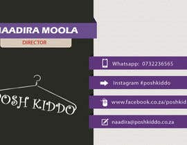 #11 cho Design Business Card & Logo for Posh Kiddo bởi Atomis