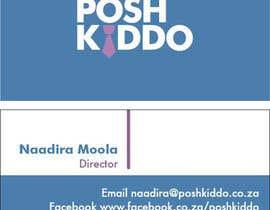 #3 cho Design Business Card & Logo for Posh Kiddo bởi grafiktopia