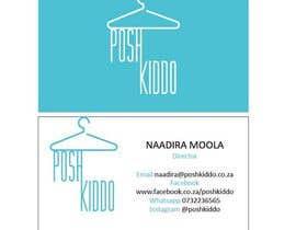 #20 cho Design Business Card & Logo for Posh Kiddo bởi grafiktopia