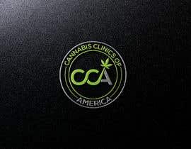 #193 para A new logo for our Florida Cannabis Doctors clinic  Name is Cannabis Clinics Of America por Designart009