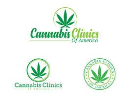 #186 para A new logo for our Florida Cannabis Doctors clinic  Name is Cannabis Clinics Of America por designnew1