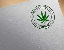 #66 para A new logo for our Florida Cannabis Doctors clinic  Name is Cannabis Clinics Of America por Fhdesign2