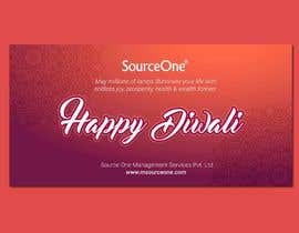 #38 for Design a Banner for Diwali by wanwanfreelancer